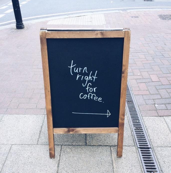 Story Coffee in Battersea
