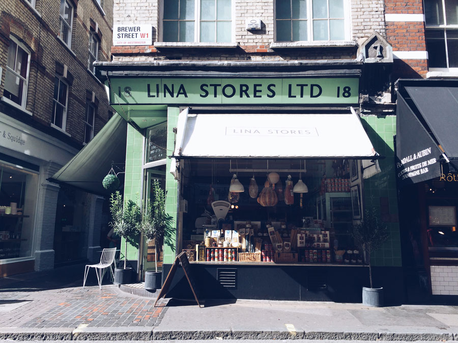 Authentic Italian Delicatessen You Don't Want To Miss in London
