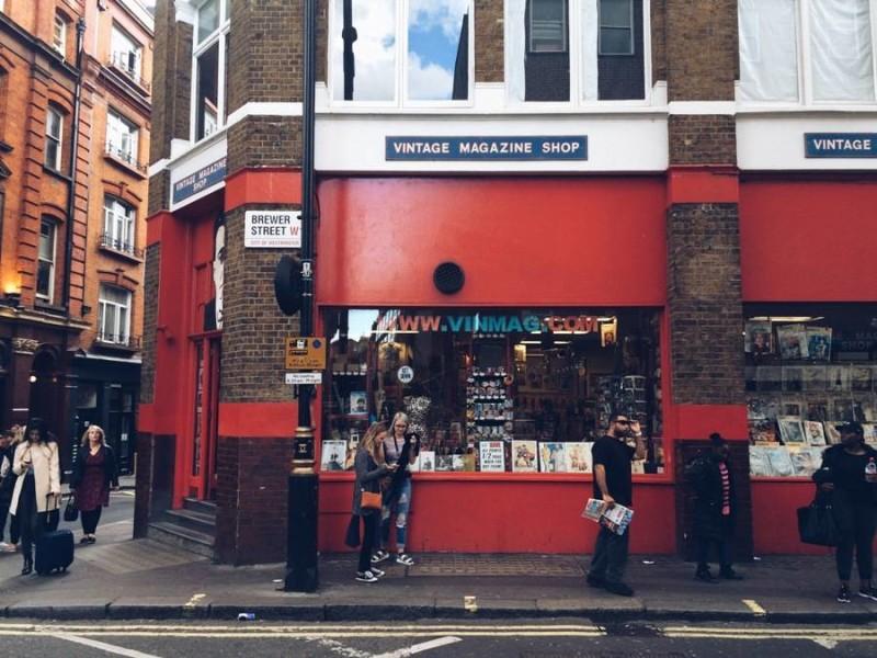 OK But First Coffee - Vintage Magazine London