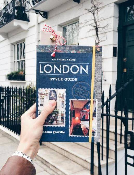 London Style Book Free - Ok But First Coffee