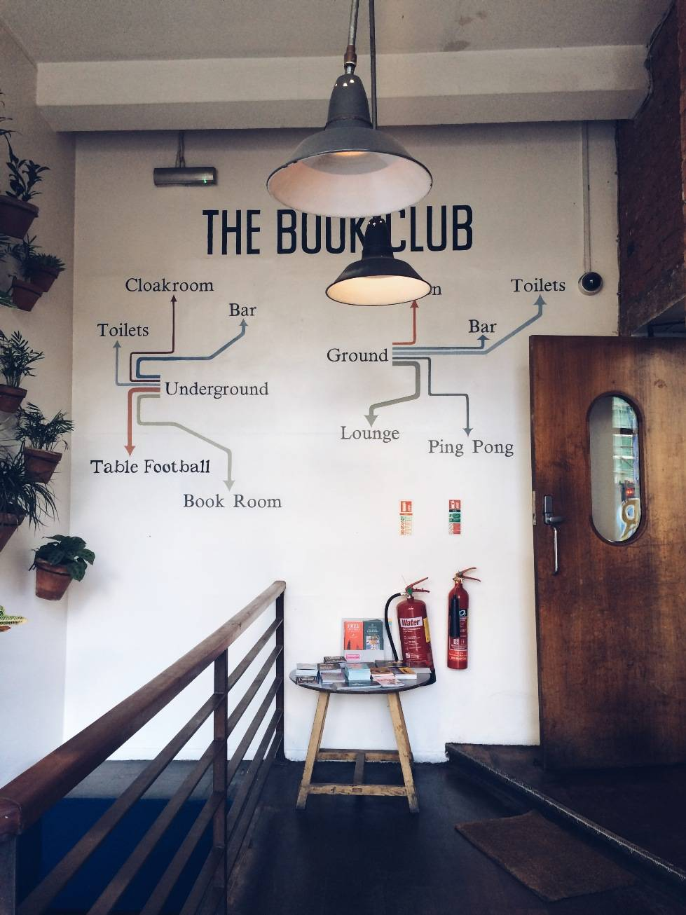 Ok But First Coffee Shoreditch The Book Club