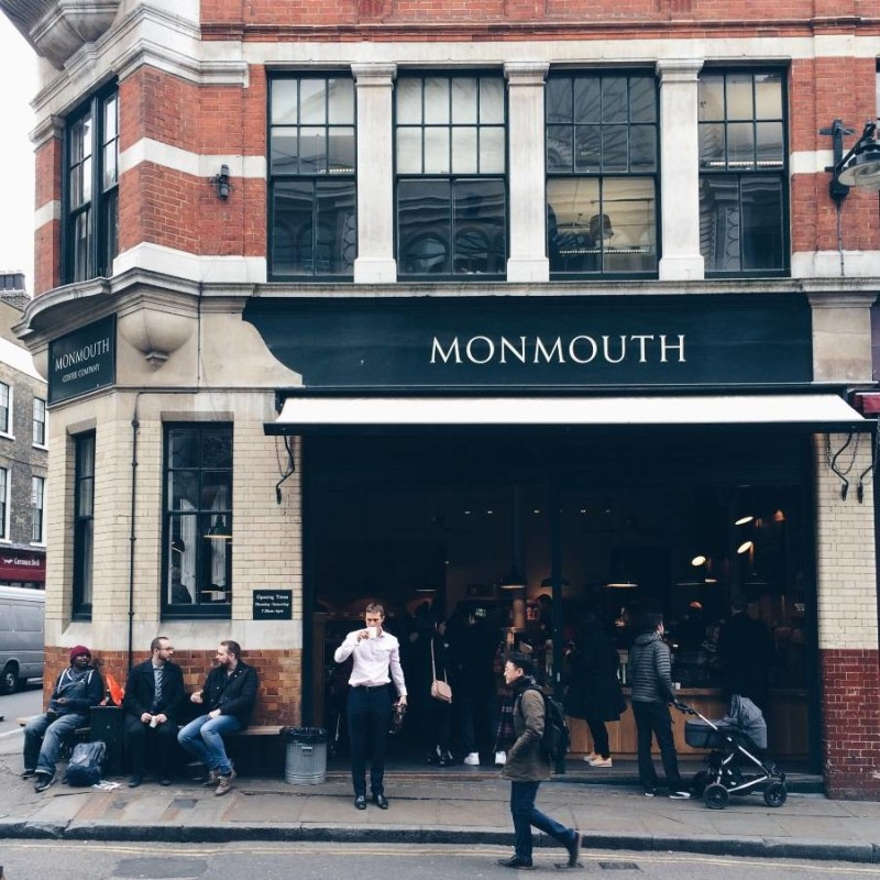 10 Ideas for a street photo in London