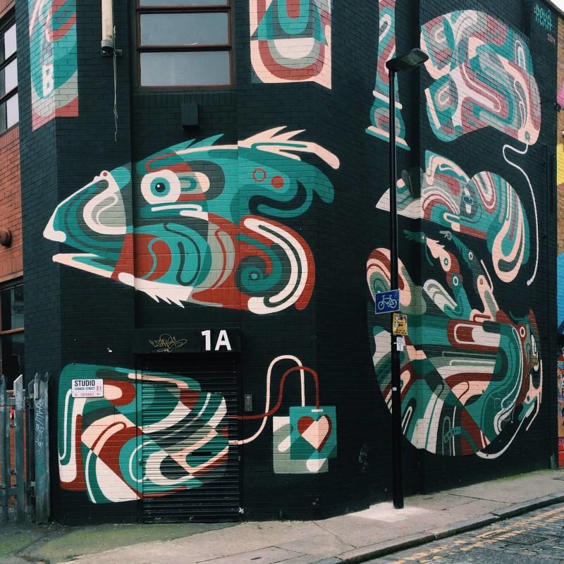 Chance Street Studio - 1A Chance Street, E1 6JT -2