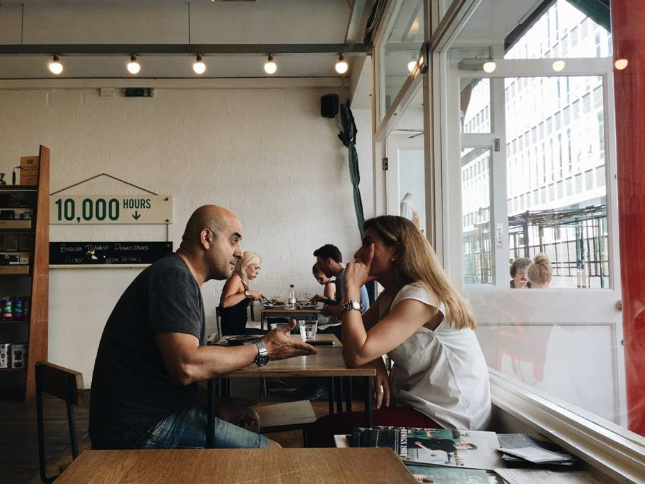 Prufrock Coffee London Ok But First Coffee