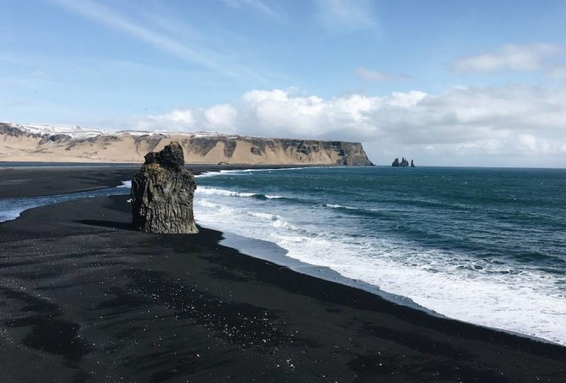 Dyrhólaey Black Beach Iceland Ok But First Coffee