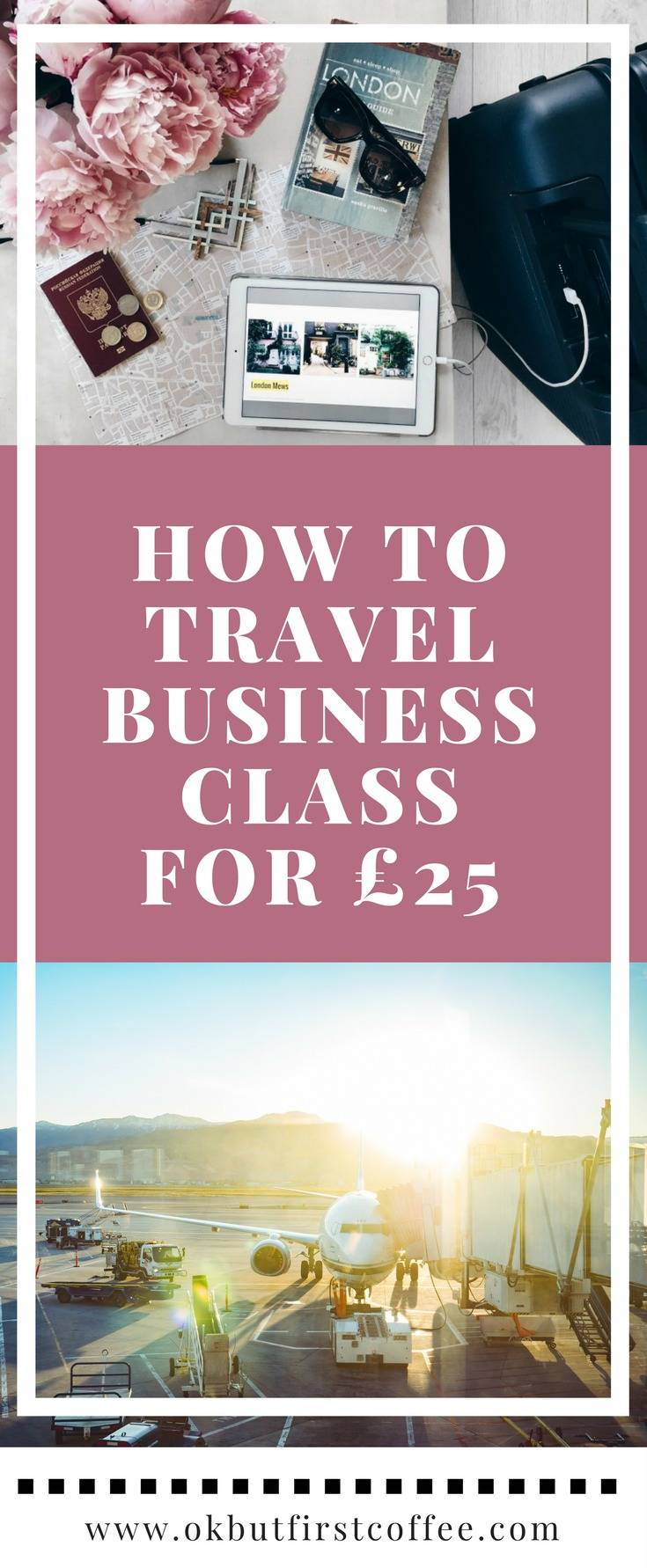 how to travel business class Pinterest